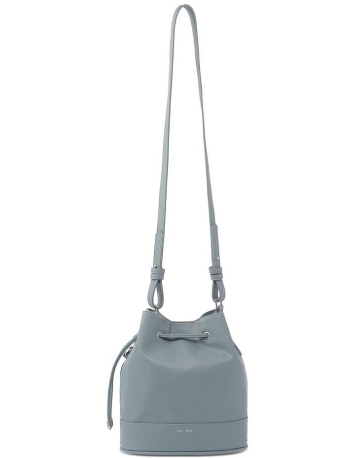 Amber Mineral Blue Bucket Shoulder Bag image 4