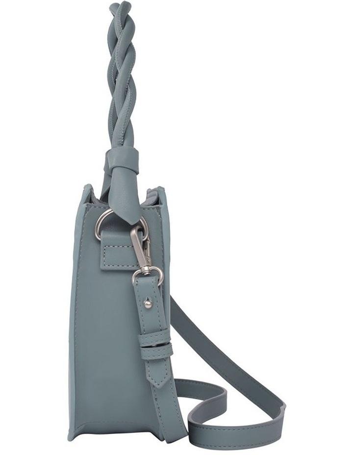 Tinsley Mineral Blue Top Handle Crossbody Bag image 3
