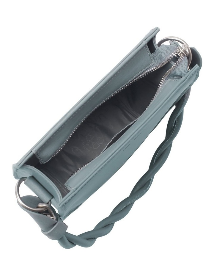 Tinsley Mineral Blue Top Handle Crossbody Bag image 5