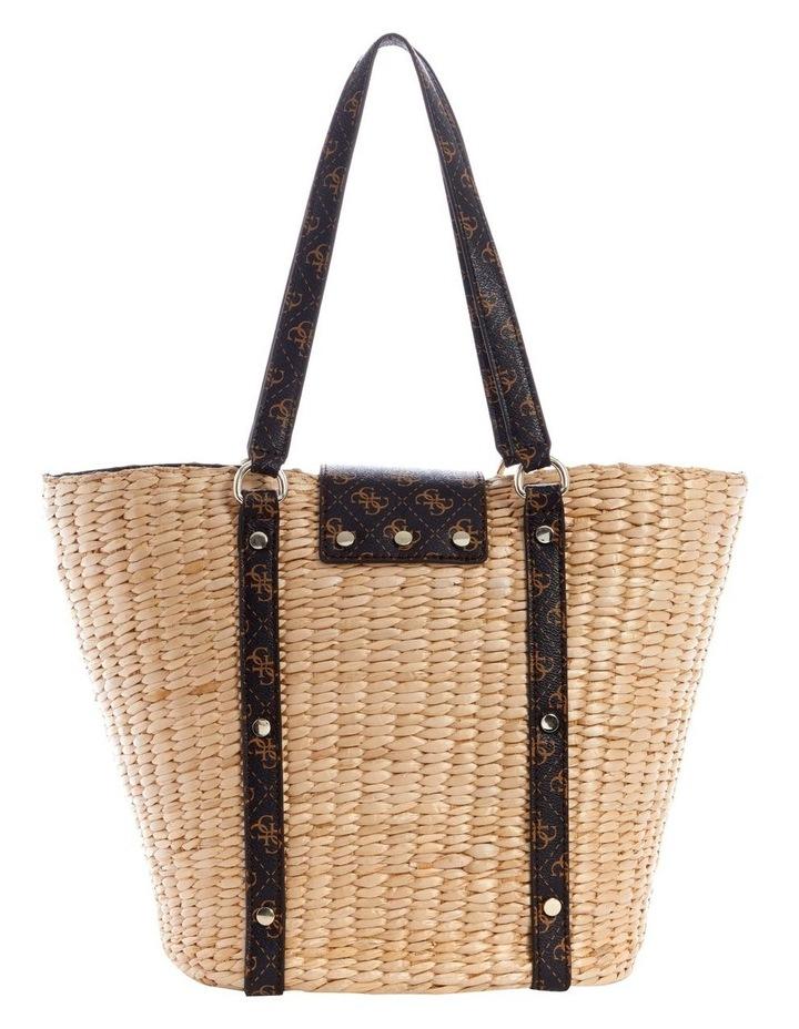 Paloma Brown Tote Bag image 2