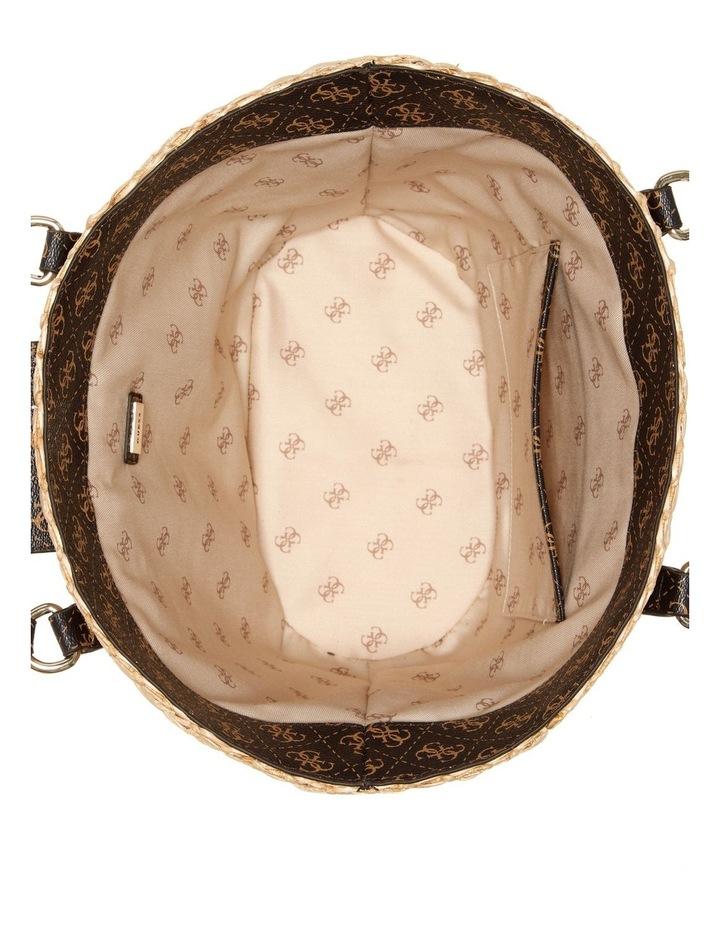 Paloma Brown Tote Bag image 3