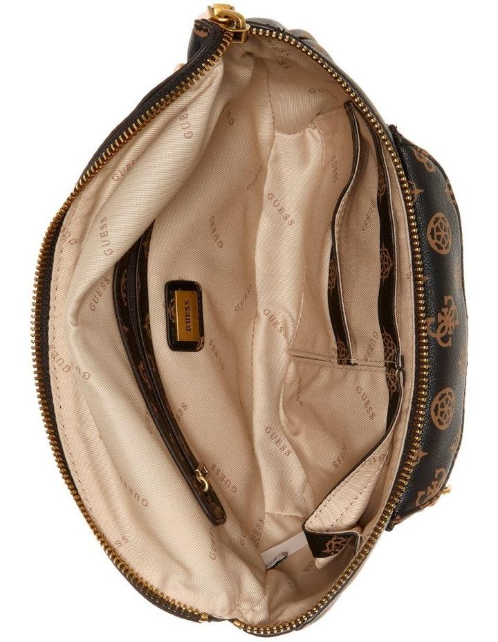 Manhattan Multi Logo Zip Around Belt Bag image 3
