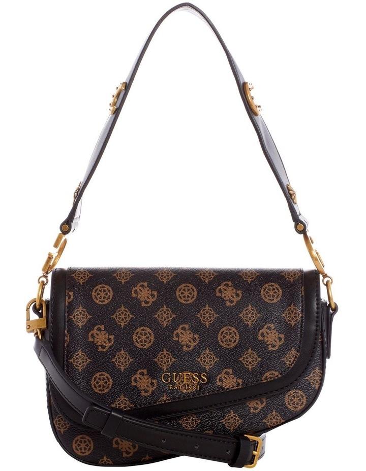 G Dream Mocha Multi Flapover Shoulder Bag image 1