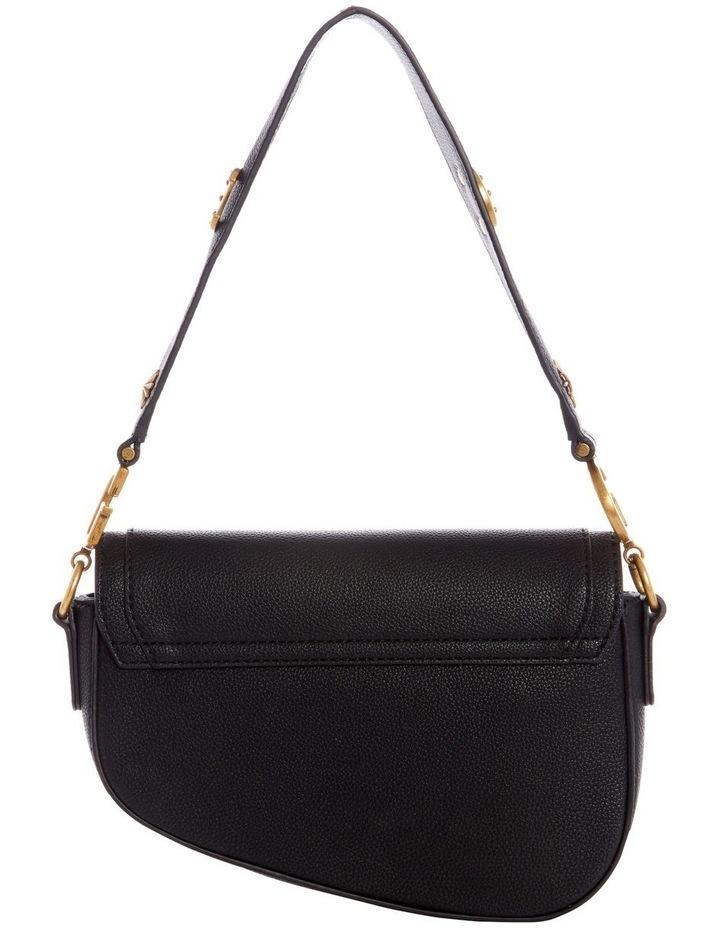 G Dream Black Flapover Shoulder Bag image 2