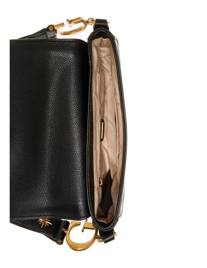 G Dream Black Flapover Shoulder Bag image 3