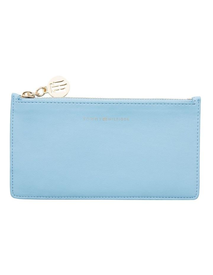 Monogram Zip Pull Wallet image 1