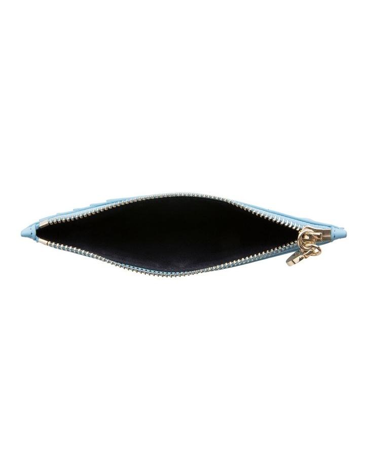 Monogram Zip Pull Wallet image 3