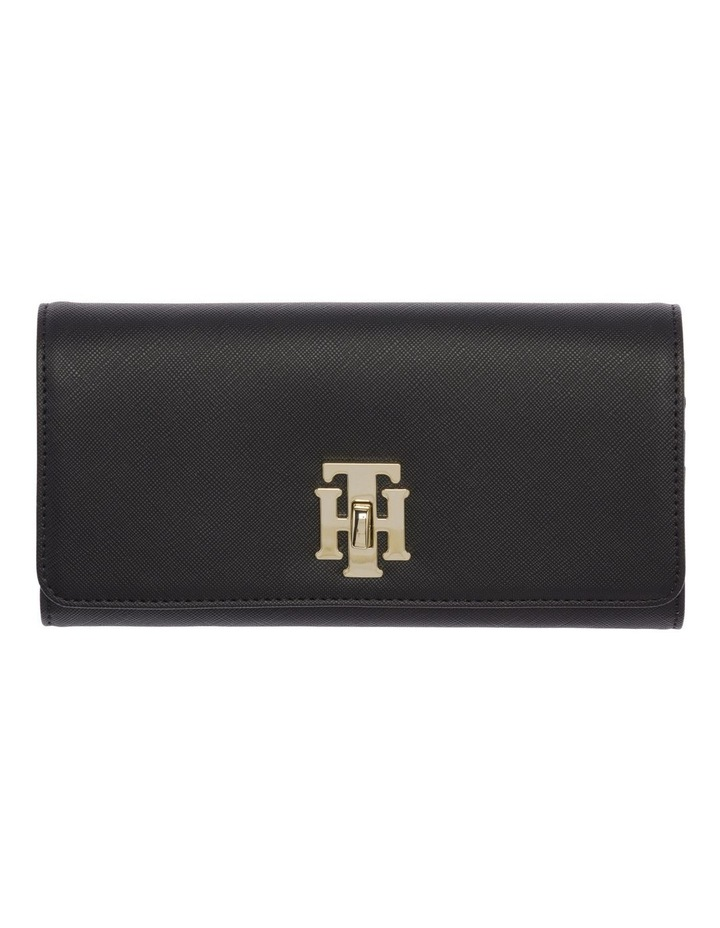 TH Saffiano Large Wallet image 1