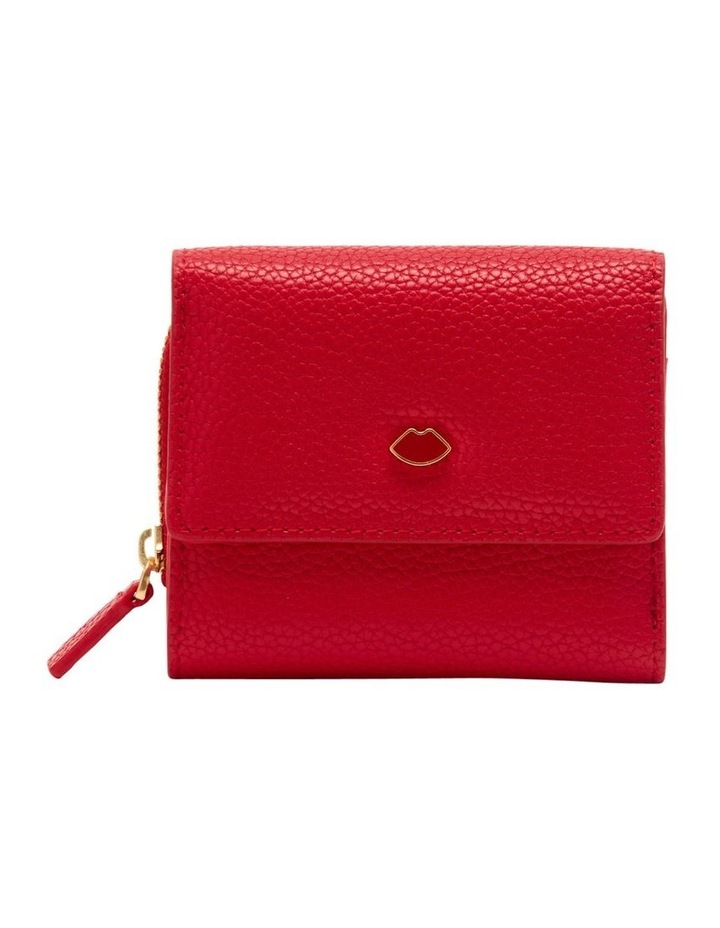 Classic Red Pop Out Lip Jodie Wallet image 1