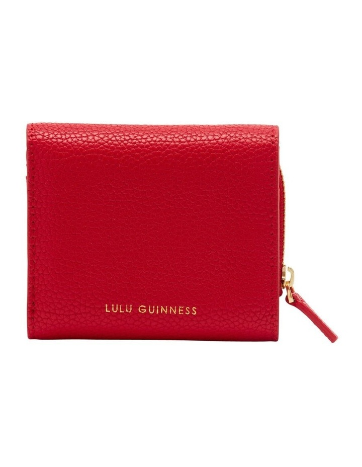 Classic Red Pop Out Lip Jodie Wallet image 2
