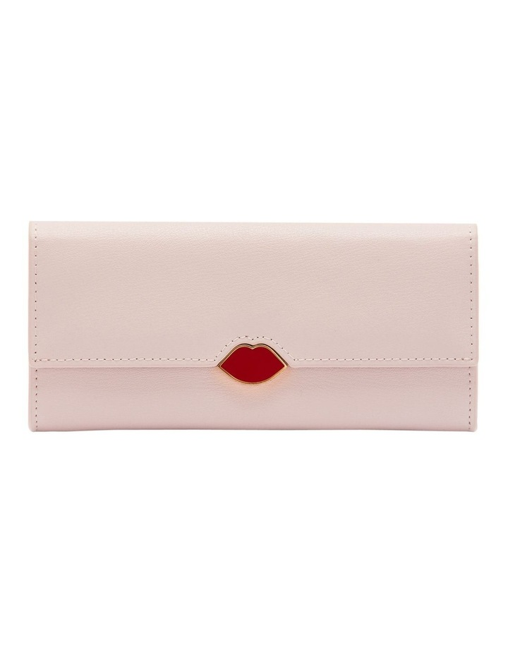 Blush Leather Cora Wallet image 1