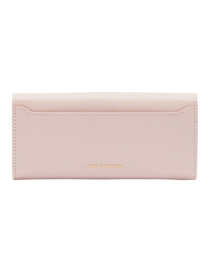 Blush Leather Cora Wallet image 2