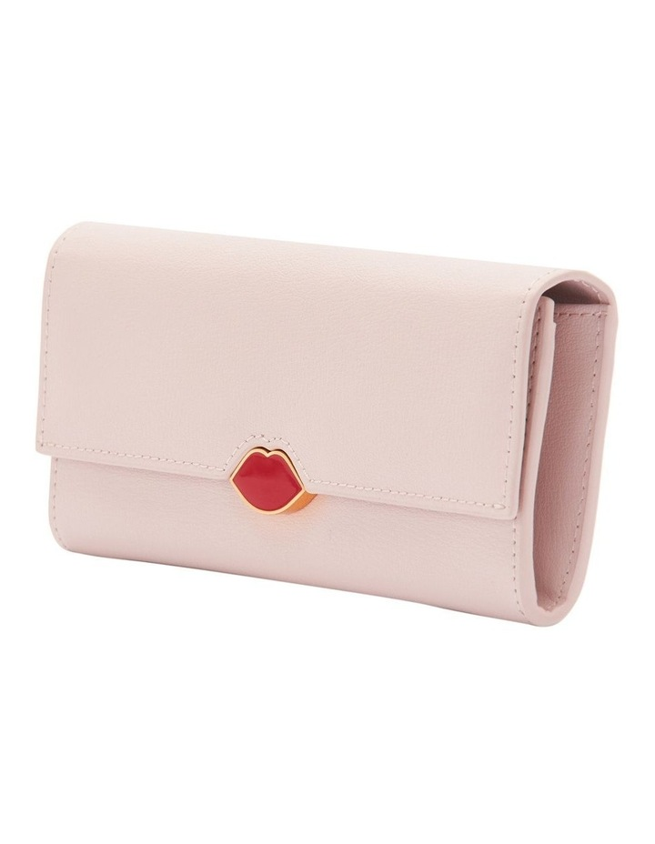 Blush Leather Cora Wallet image 4