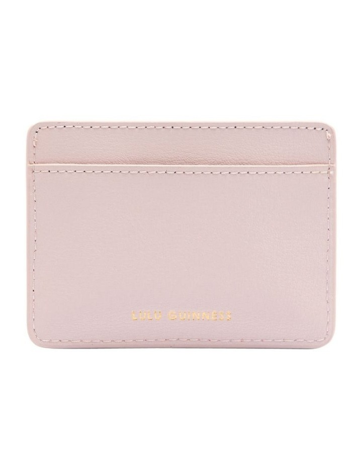 Blush Lip Cut Out Cate Cardholder image 2