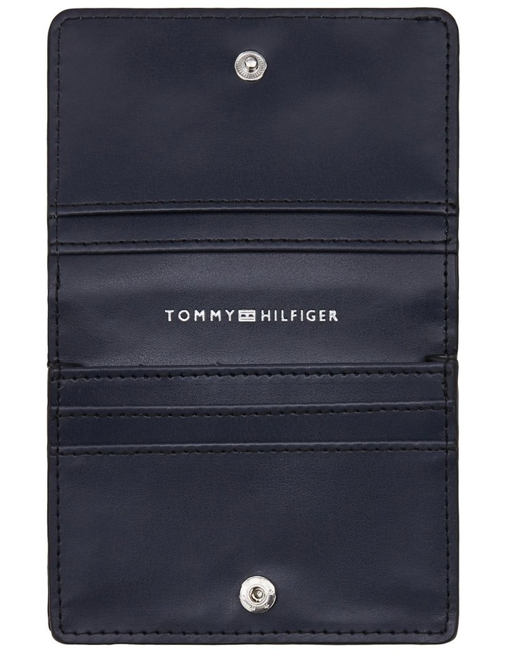Item Statement Medium Metal Logo Wallet image 3