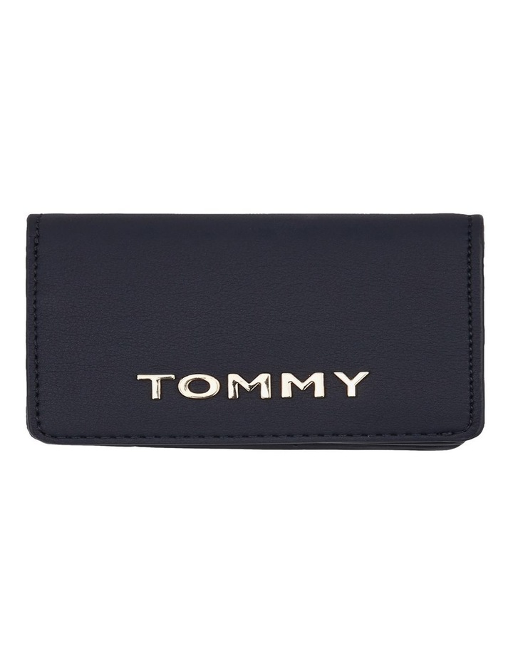Item Statement Medium Metal Logo Wallet image 1