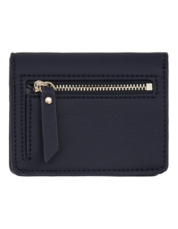 Item Statement Medium Metal Logo Wallet image 2