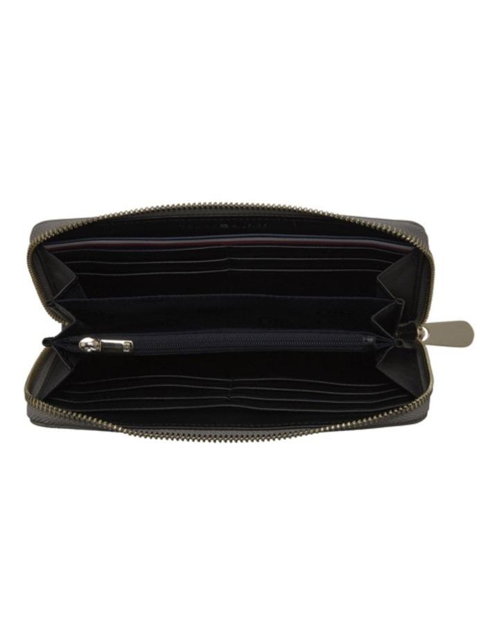 Large Metallic Finish Wallet image 2