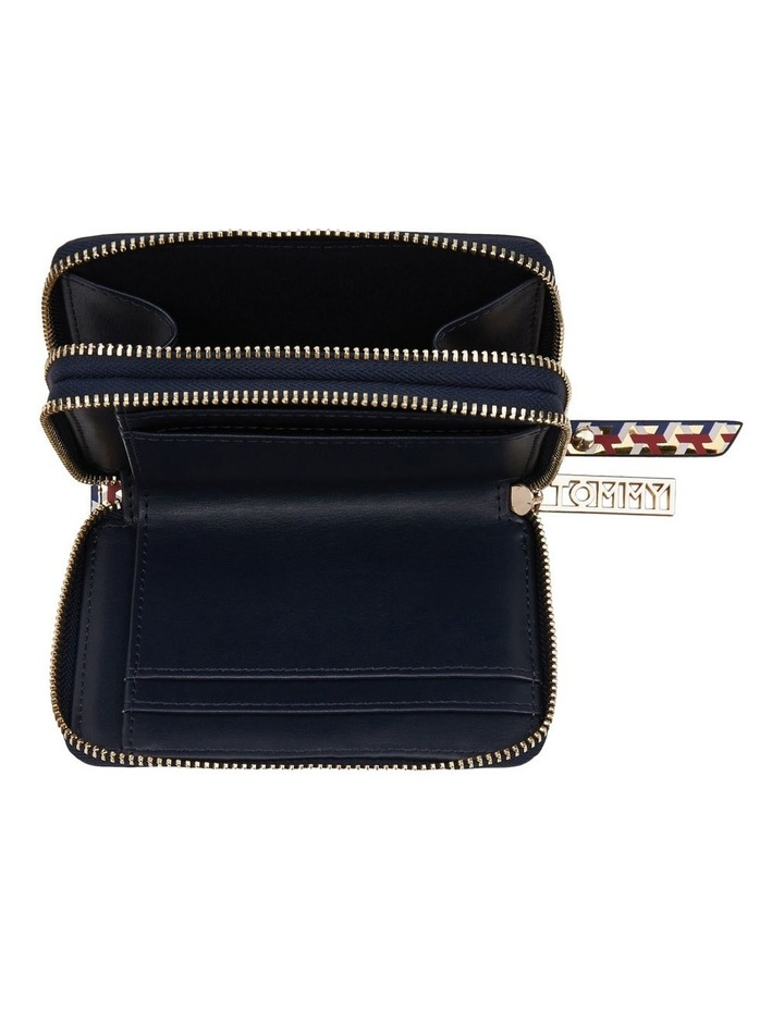 Tommy Icon Monogram Print Wallet image 3