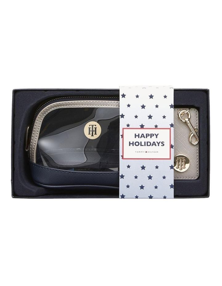 Makeup Bag with Keyring Gift Box image 2
