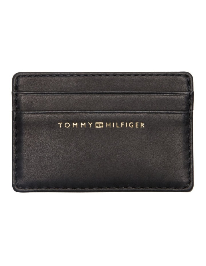 Soft Leather Credit Card Wallet image 1
