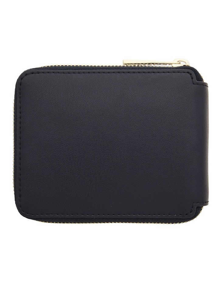 AW0AW08499_0GY ICONIC TOMMY Zip Around Wallet image 2