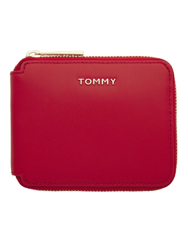 AW0AW08499_XAF ICONIC TOMMY Zip Around Wallet image 1