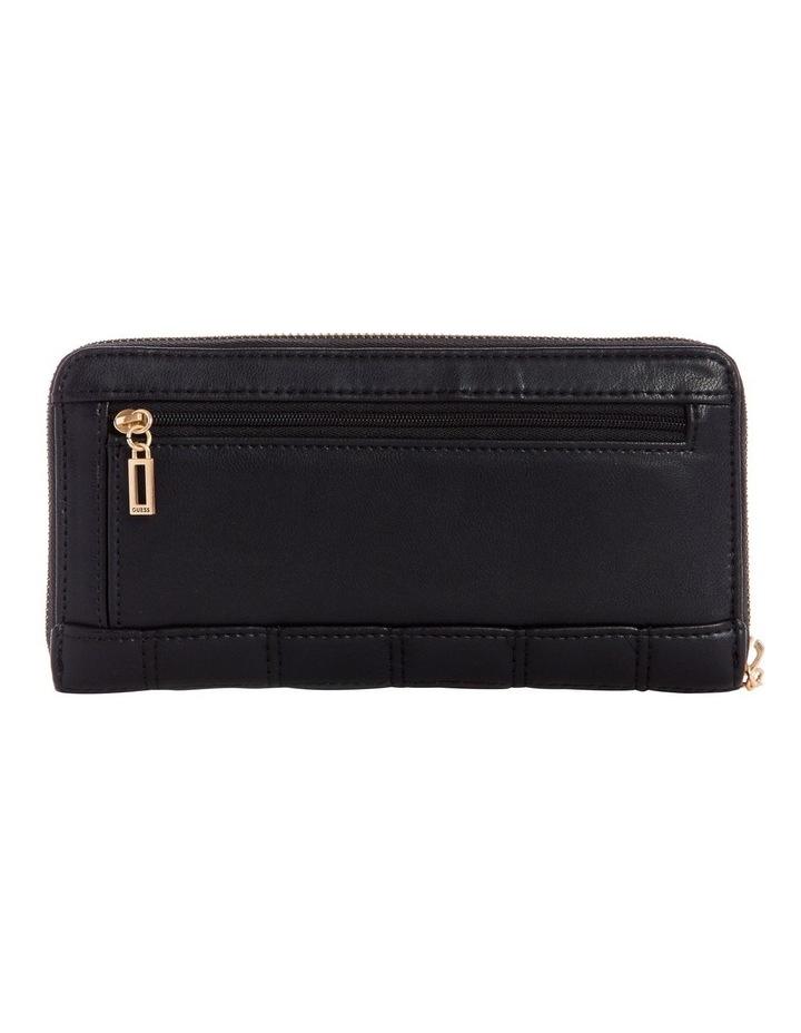 VS811146BLA KAMINA Zip Around Wallet image 2