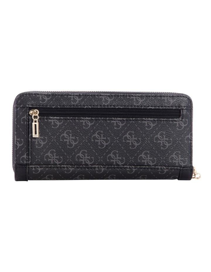 Washington Black Multi Zip Around Wallet image 2