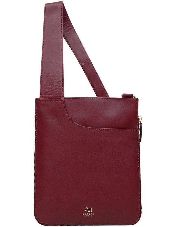 Pockets Zip Top Crossbody Bag image 1