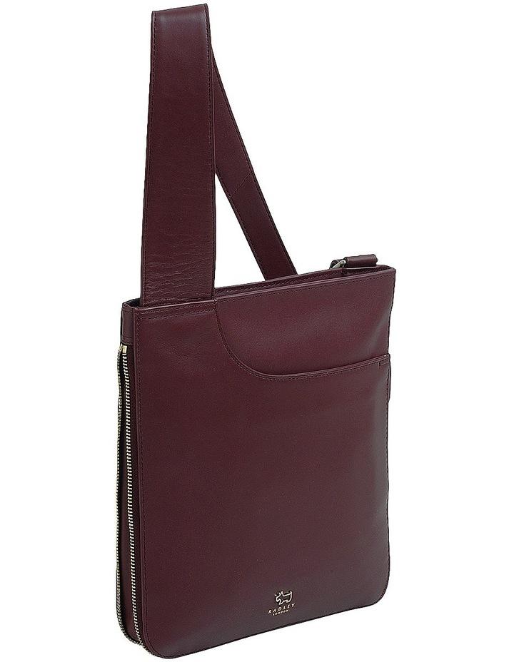 Pockets Zip Top Crossbody Bag image 3