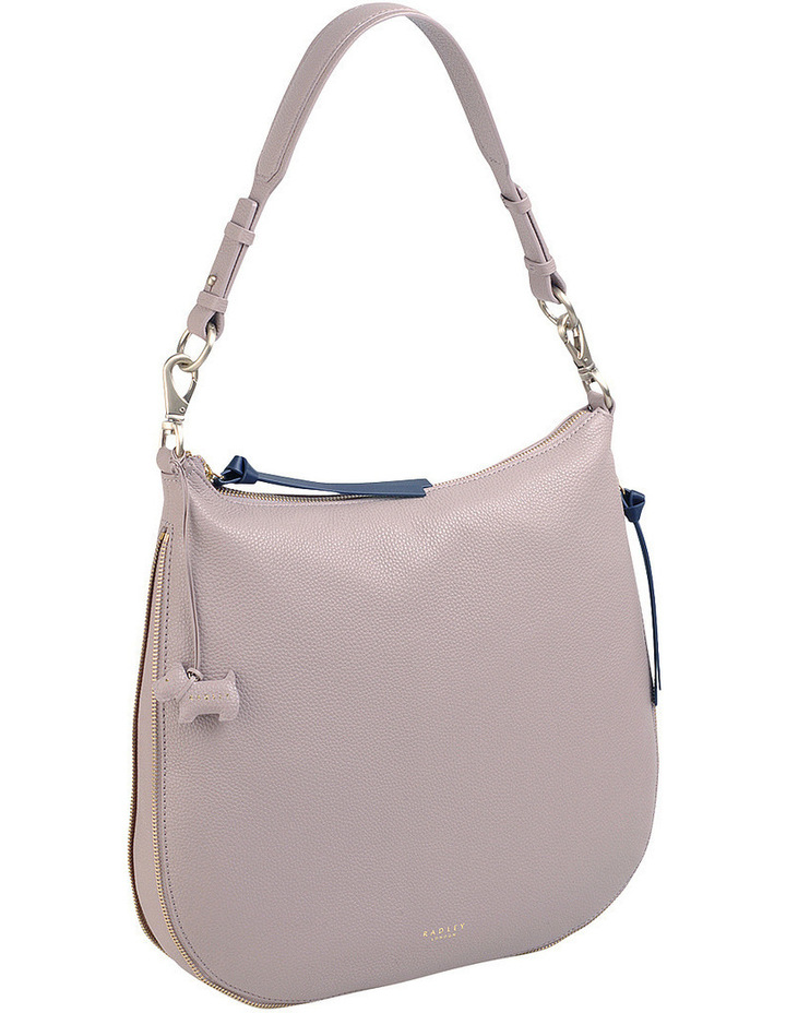 Pudding Lane Zip Top Hobo Bag image 3