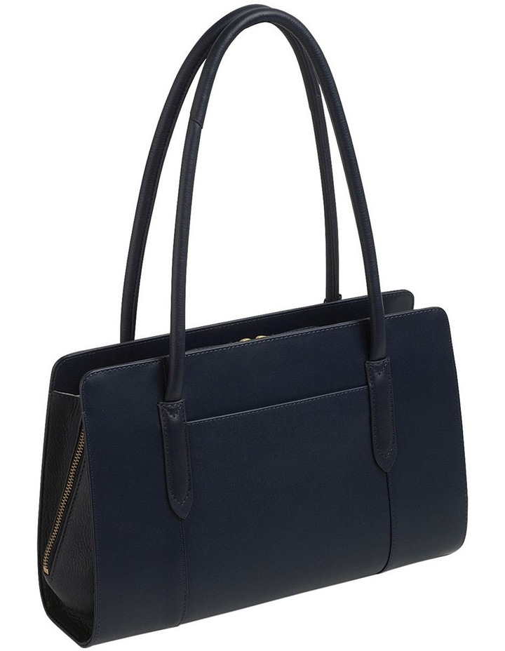 Liverpool Street Medium Zip Top Shoulder Tote image 2