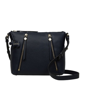 cb92014390bf0 RadleyFountain Road Medium Zip Top Crossbody. Radley Fountain Road Medium  Zip Top Crossbody