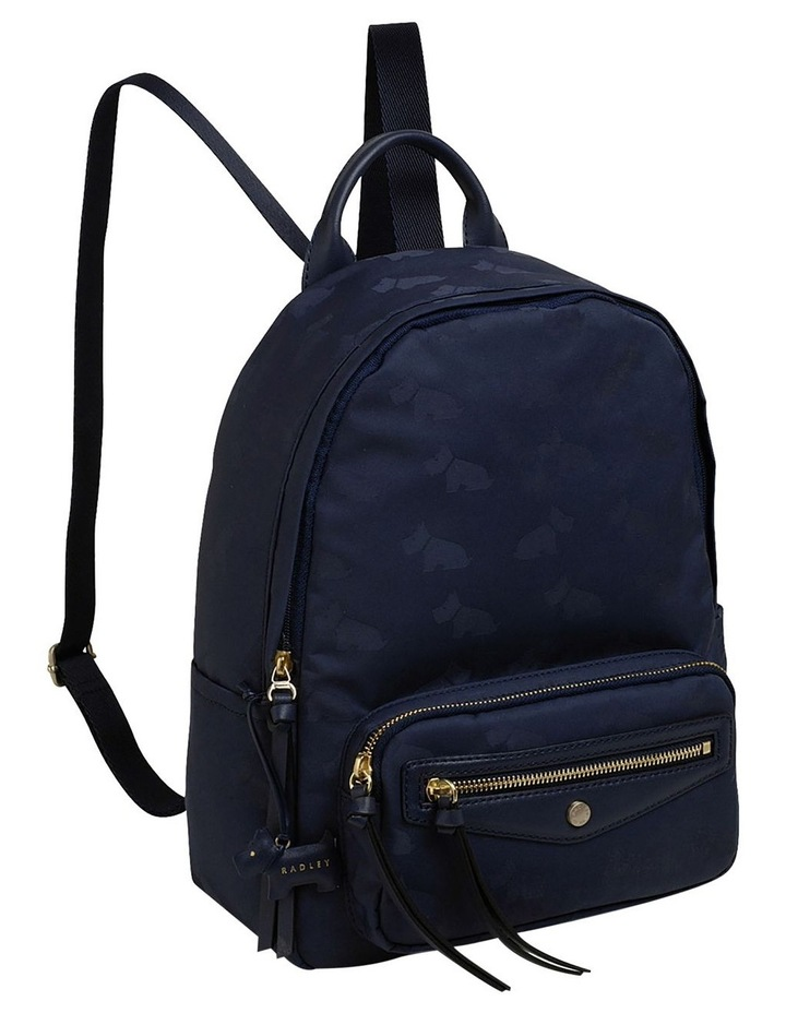 Radley Jaquard Medium Zip Around Backpack image 3