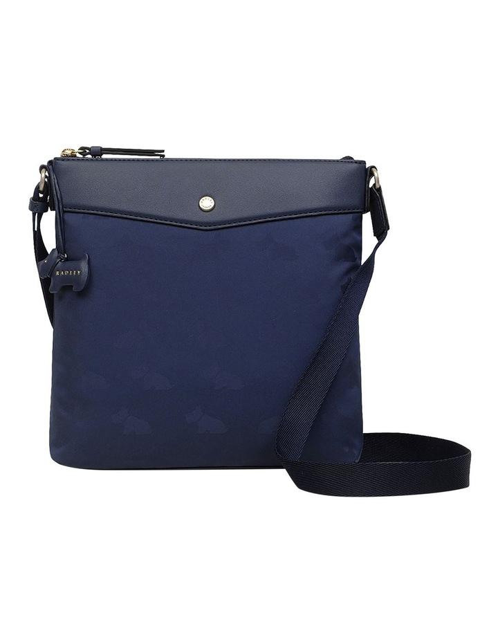 Radley Jacquard Medium Zip-Top Cross Body Bag image 1