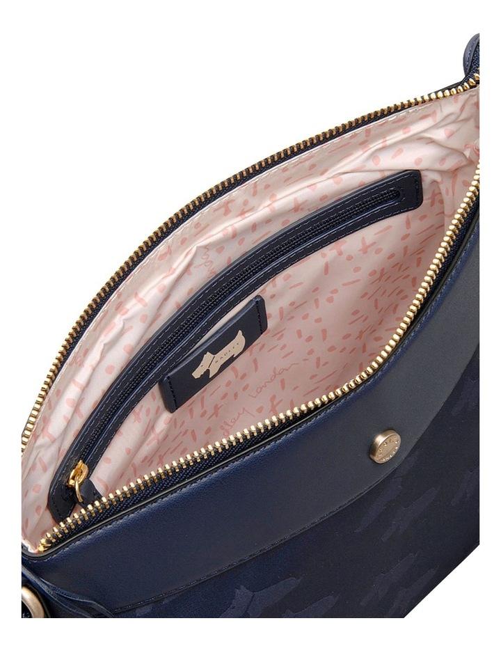 Radley Jacquard Medium Zip-Top Cross Body Bag image 3