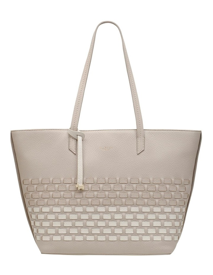 Thatch Close Large Zip Top Shoulder Tote image 1