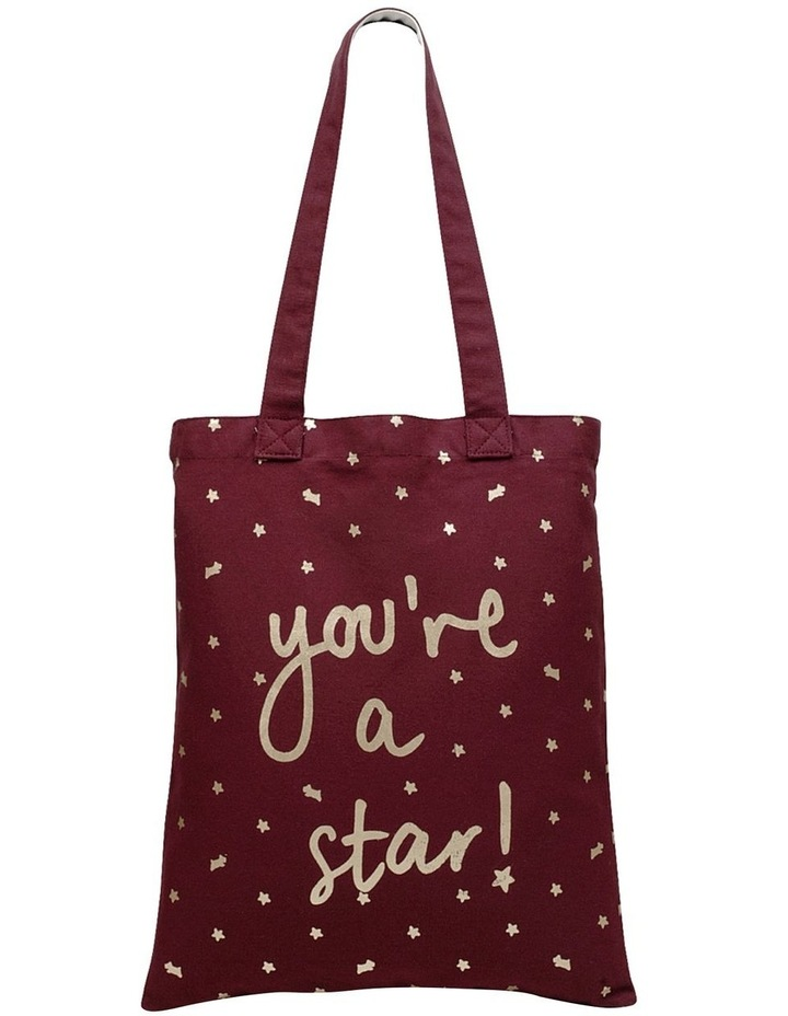 C1571649 Ditsy Dog Stars Double Handle Tote Bag image 1