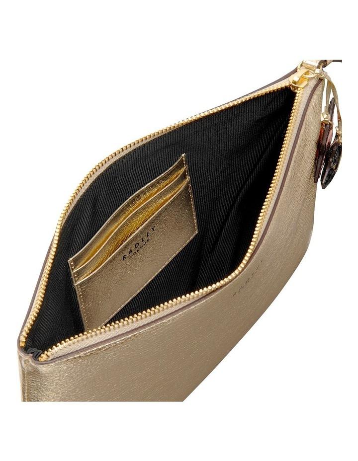 Regents Row Medium Zip Top Clutch image 3