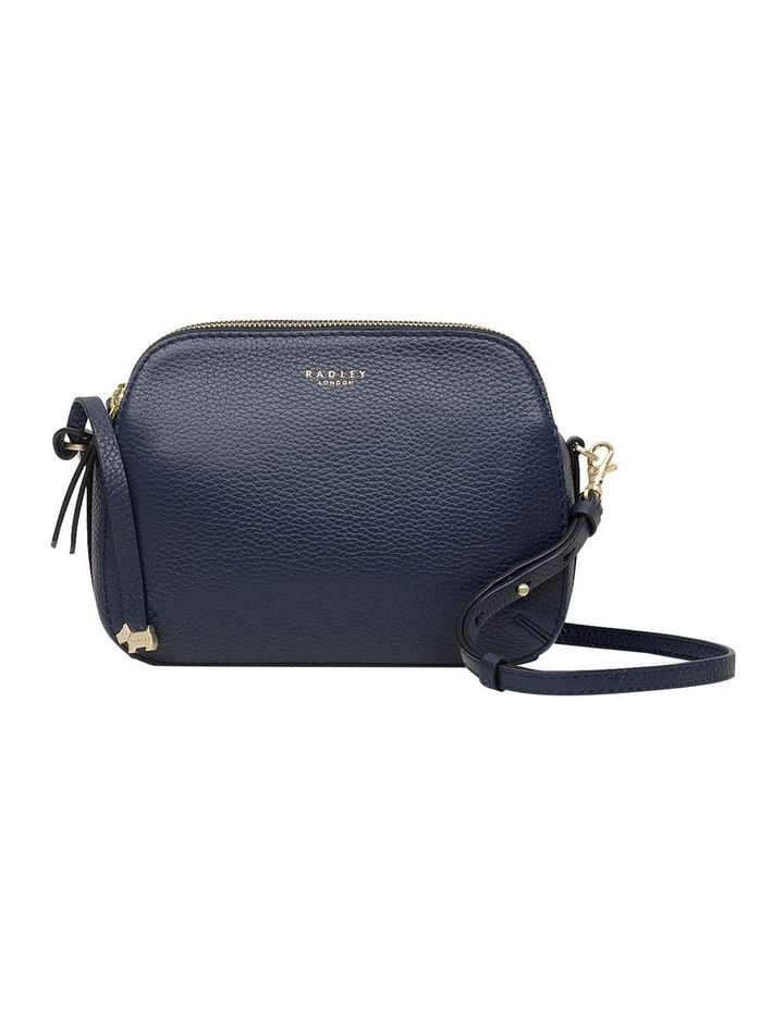 Dukes Place Navy Crossbody Bag image 1