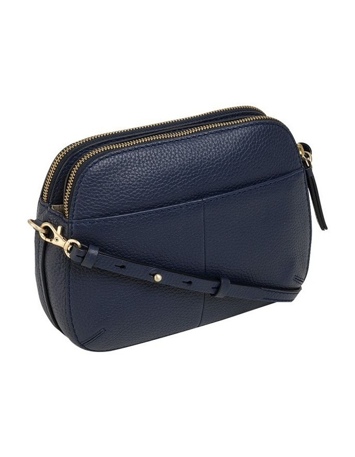 Dukes Place Navy Crossbody Bag image 2