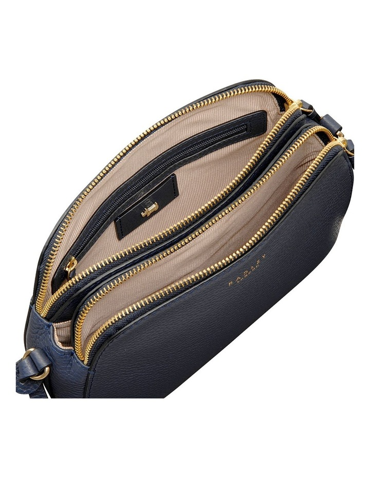 Dukes Place Navy Crossbody Bag image 3