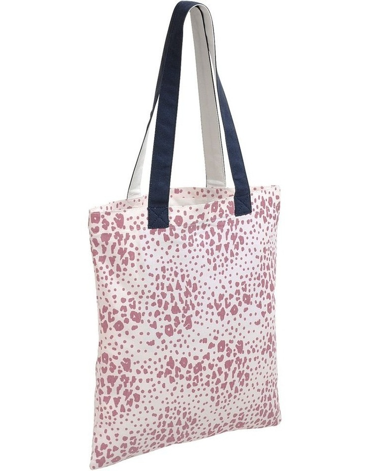 Motivational Pink Tote Bag image 2