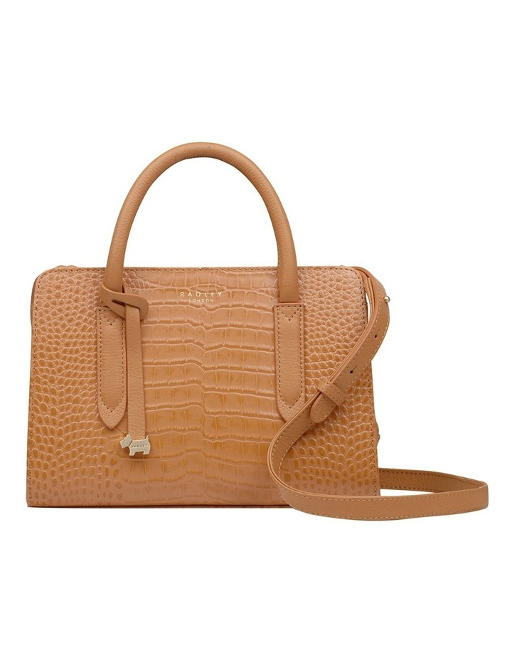 Liverpool Street Faux Croc Small Zip Around Grab Multiway image 1