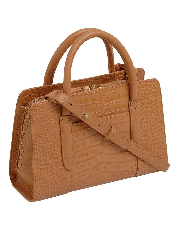 Liverpool Street Faux Croc Small Zip Around Grab Multiway image 2