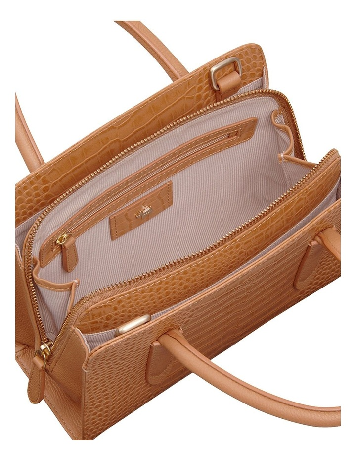 Liverpool Street Faux Croc Small Zip Around Grab Multiway image 3