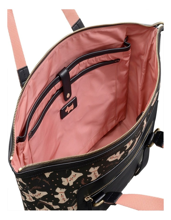 Dotty Dog Large Zip Top Tote image 3