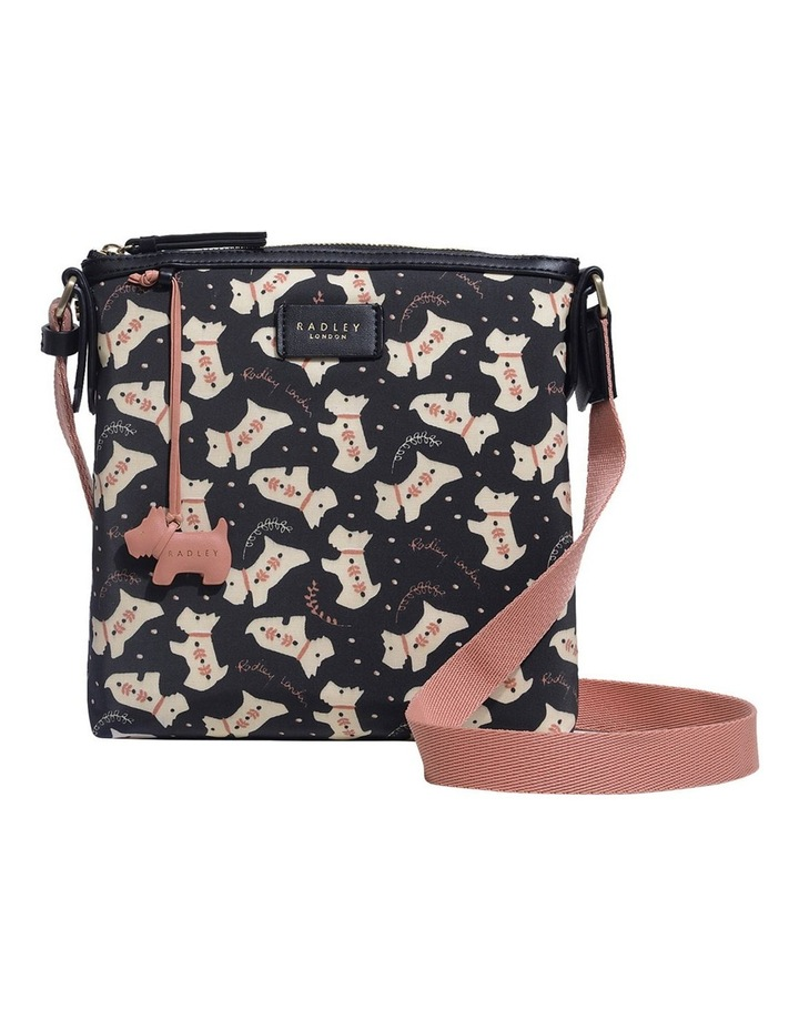 Dotty Dog Small Zip Top Crossbody image 1