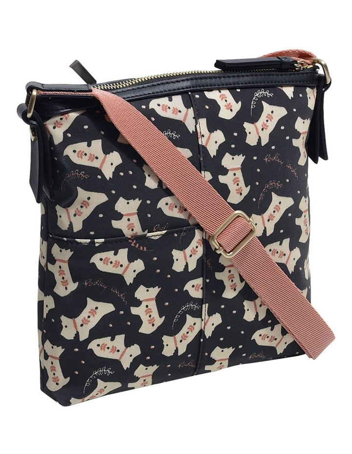 Dotty Dog Small Zip Top Crossbody image 2